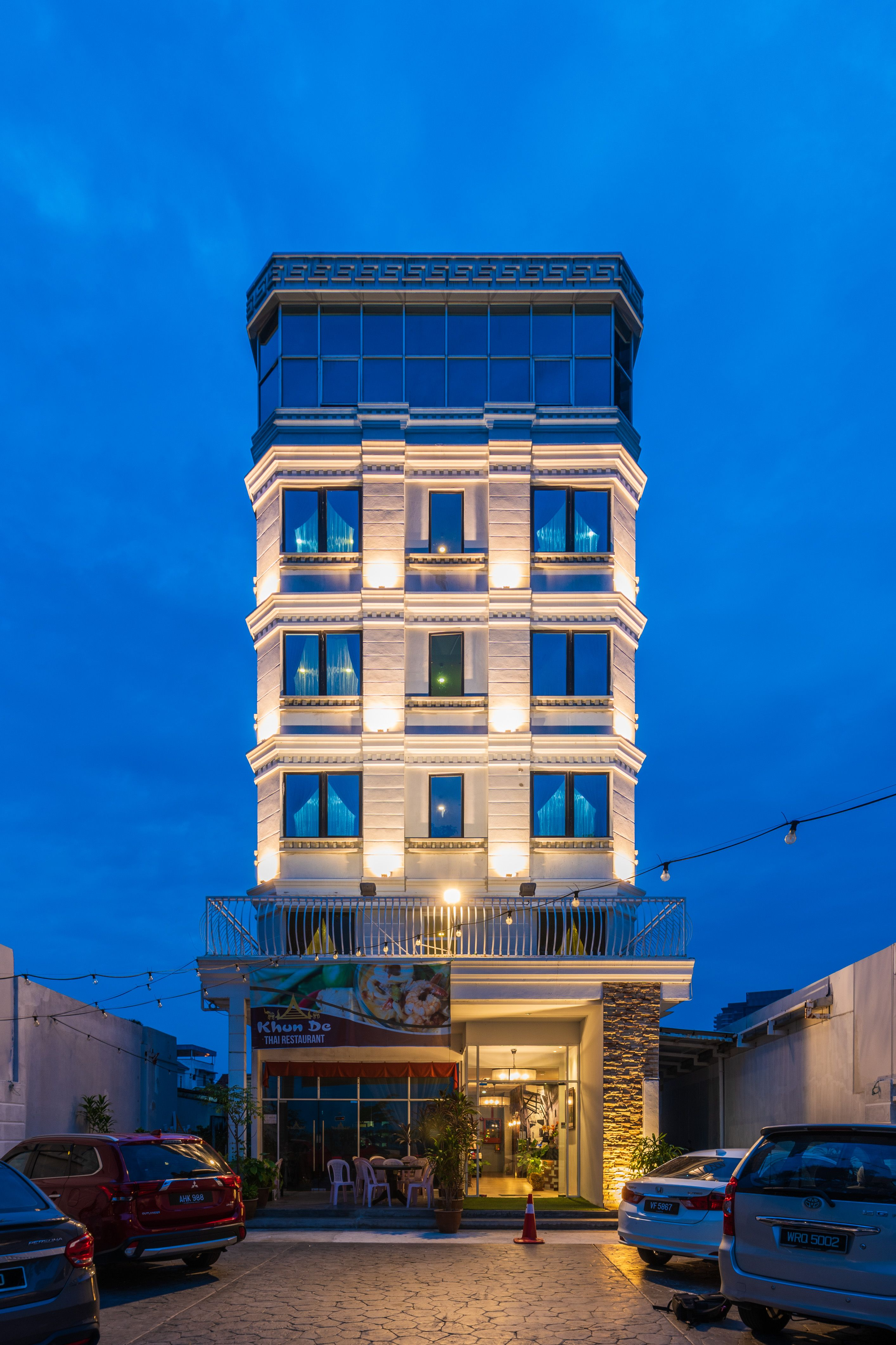 Wangs Hotel @ Gurney Drive, Pulau Penang