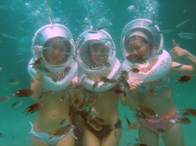 Water Activities at Koh Larn