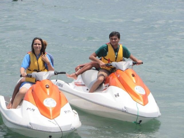 Water Activities Package in Nusa Dua