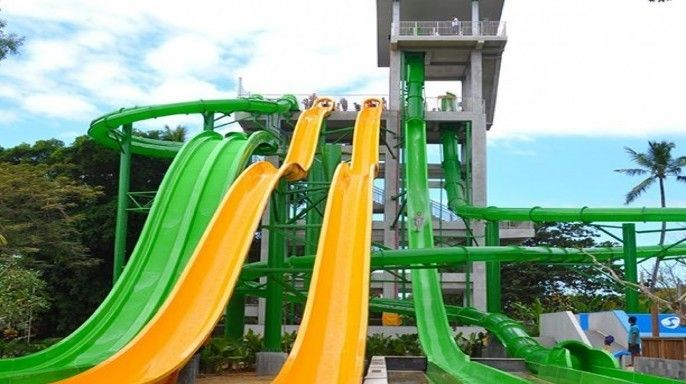 Waterbom Bali One-day Pass