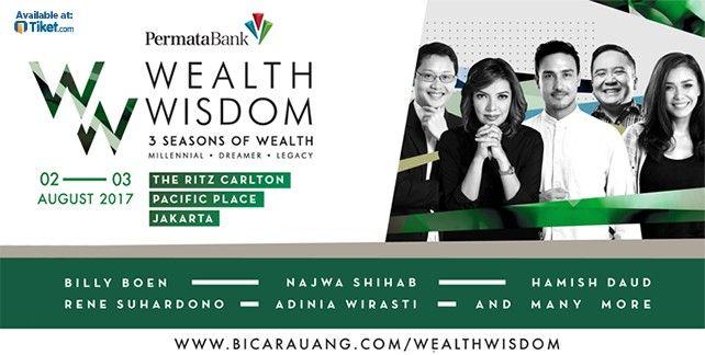 Wealth Wisdom Jakarta 2017