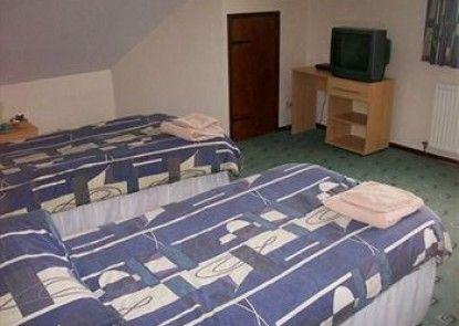 Welcome Traveller Inn Teras