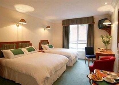 Wellington Park Hotel Teras