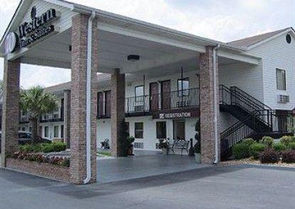Western Inn and Suites Douglas Teras