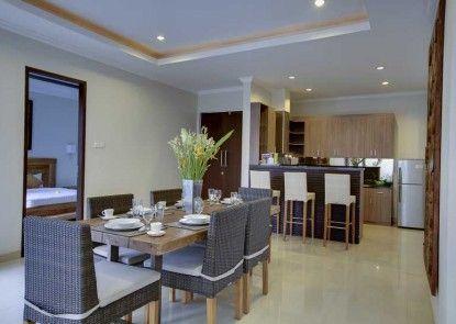 White Lotus Villa Ruang Makan