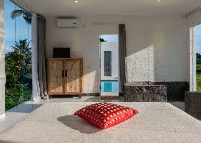 White Cubes Villa