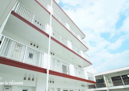 White Terrace Tsuboya Guesthouse in Okinawa