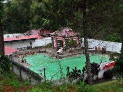 Kolam Air Panas Simpang Balik