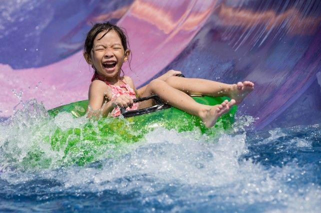 Wild Wild Wet Waterpark Day Pass Ticket
