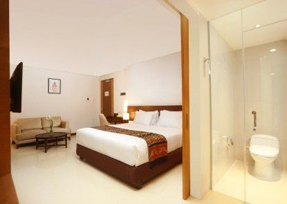 Wimarion Hotel Semarang Kamar Tamu