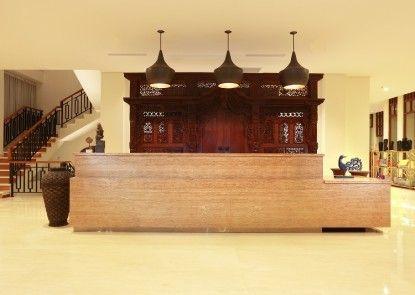 Wimarion Hotel Semarang Lobby