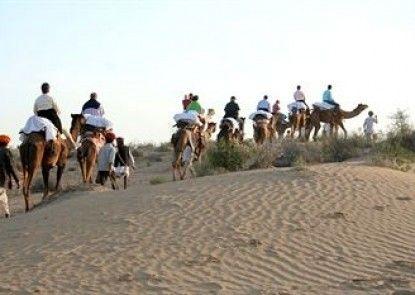 Wind Desert Camp