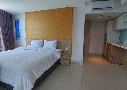 Wing Hotel Kualanamu Kamar Tamu