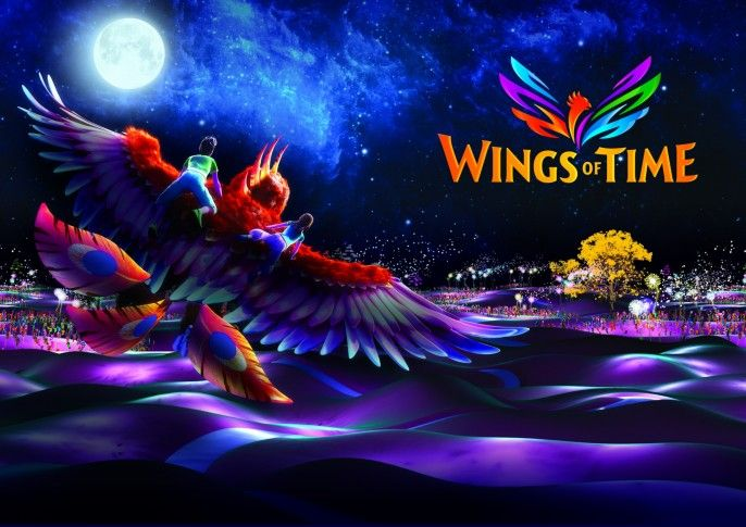 harga tiket Wings of Time: Show Ticket