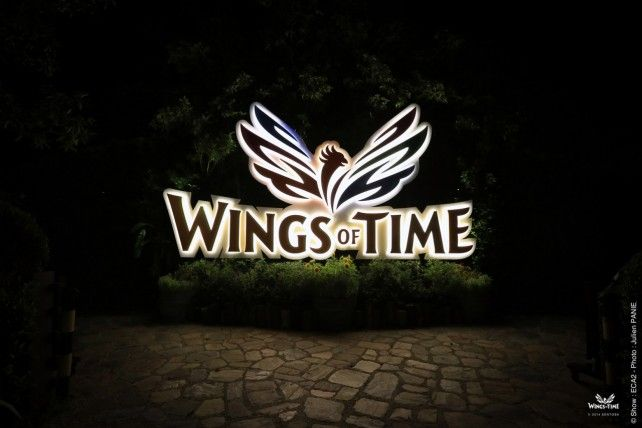 Wings of Time: Show Ticket