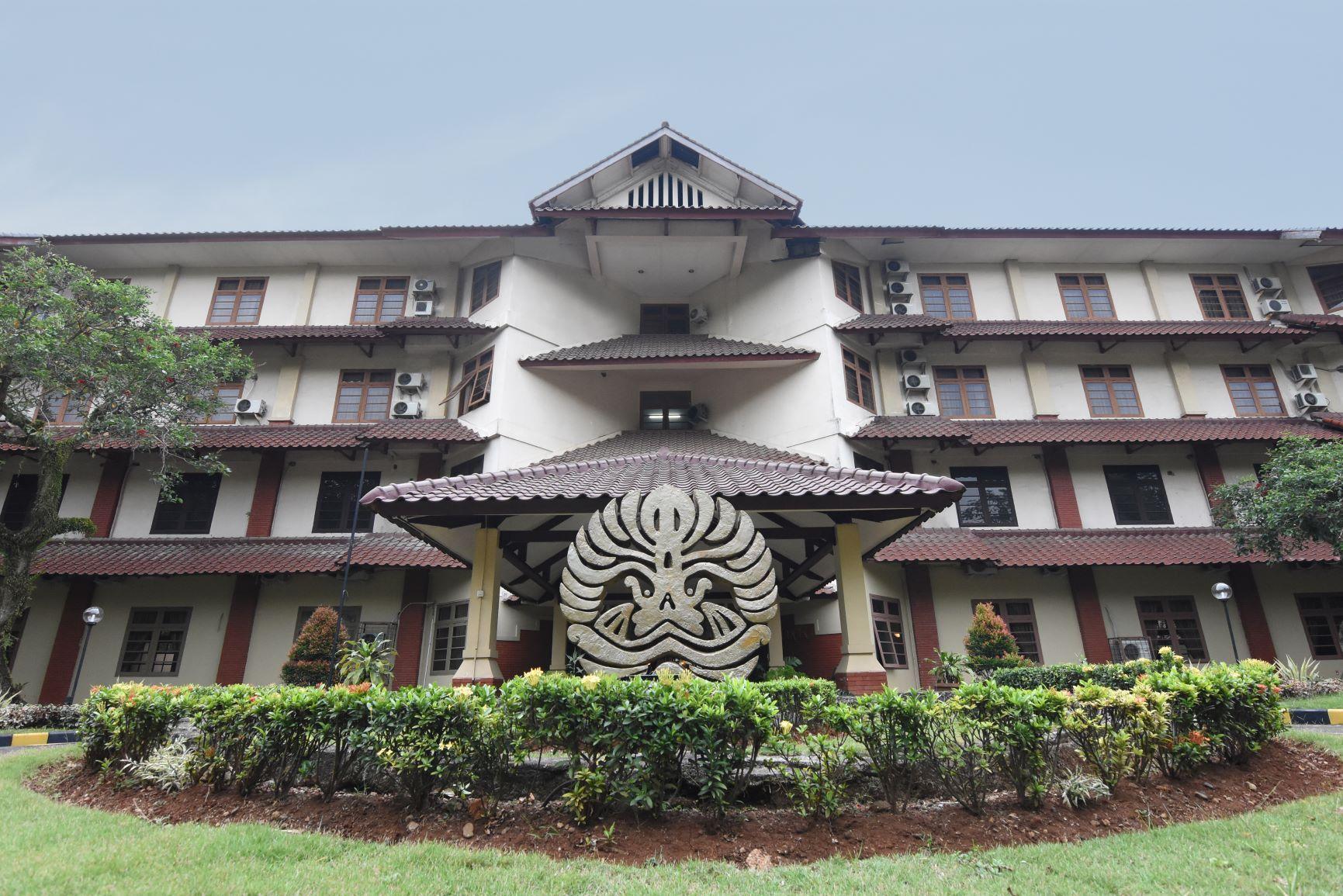 Wisma Makara Universitas Indonesia, Depok