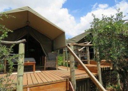 Woodbury Tented Camp