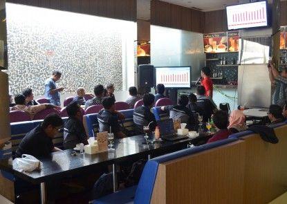 World Hotel Jakarta Kafe
