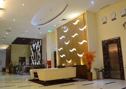 World Hotel Jakarta Lobby