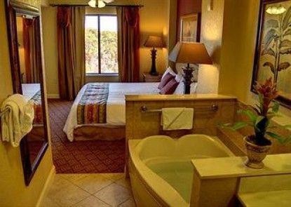 Wyndham Bonnet Creek Resort Teras