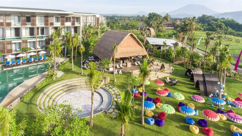 Wyndham Tamansari Jivva Resort,Klungkung