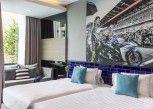 Pesan Kamar Kamar Deluks di X2 Vibe Buriram Hotel