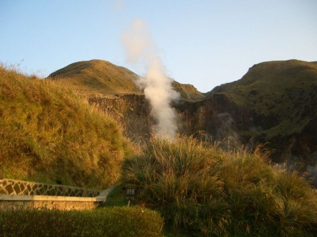 Yangmingshan National Park and Hot Spring Tour