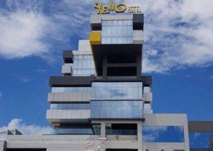 YELLO Hotel Paskal Bandung Eksterior