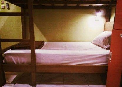 Z Backpacker Hostel Teras
