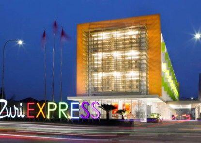 Zuri Express Palembang Eksterior