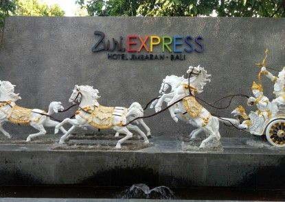 Zuri Express Jimbaran Bali Taman