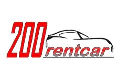 200 RENT CAR
