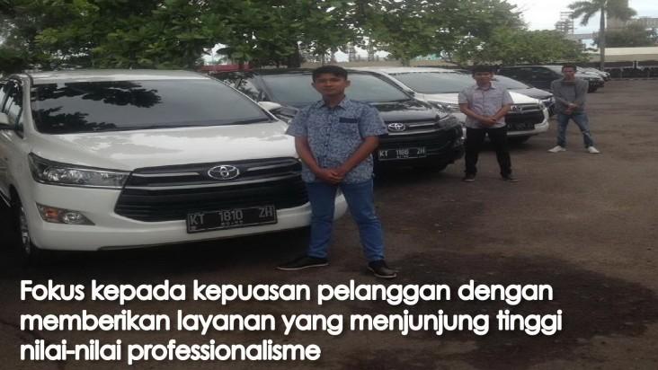 Fokus kepada kepuasan pelanggan dengan menjunjung tinggi nilai-nilai professionalisme dalam bekerja.
