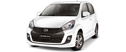 Rental Mobil Daihatsu Sirion Sleman