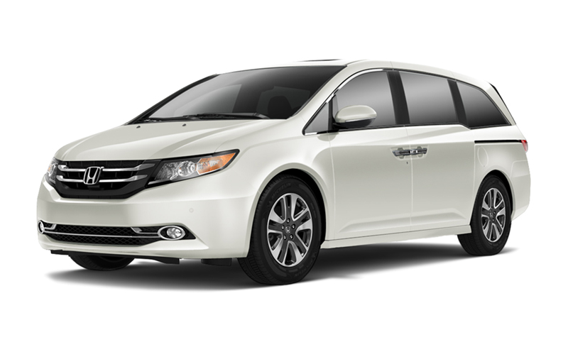 Rental Mobil Honda Odyssey  Sleman