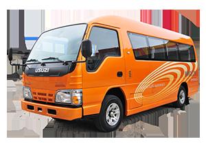 Rental Mobil Isuzu ELF 12 Seat Bali