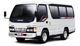 rental mobil Isuzu ELF Deluxe Padang