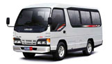Rental Mobil Isuzu ELF Long 17  Malang