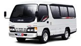rental mobil Isuzu ELF NHR 55 Kutai Timur