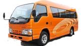 Sewa Mobil Isuzu ELF Van 14