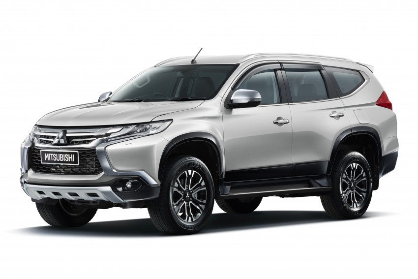 Mitshubisi All New Pajero Sport