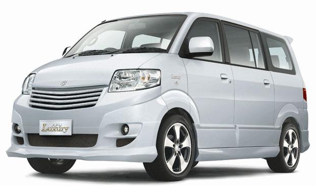 Rental Mobil Suzuki APV Lombok Barat