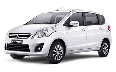rental mobil Suzuki Ertiga Padang
