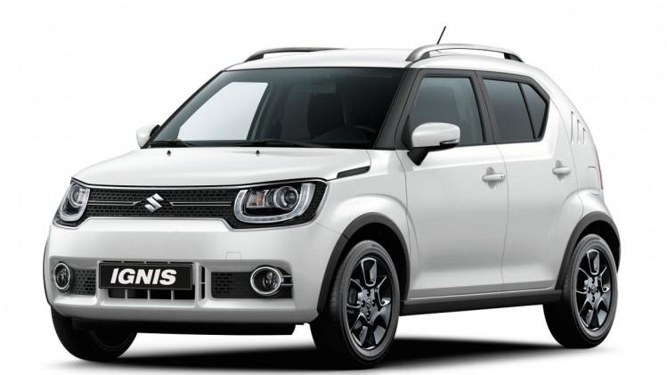 rental mobil Suzuki Ignis Bekasi