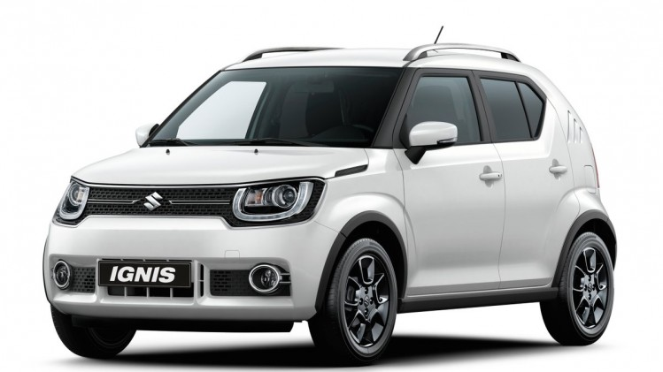 Rental Mobil Suzuki Ignis Bali