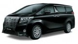 Toyota All New Alphard Transformer For Wedding
