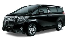 Sewa mobil Toyota All New Alphard Transformer  di Makassar