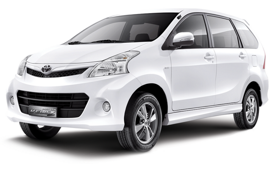 rental mobil Toyota All New Avanza Lombok Tengah