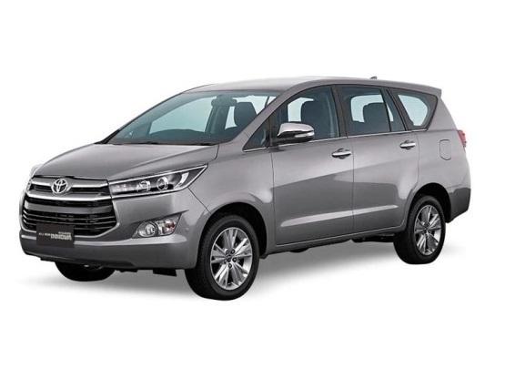 rental mobil Toyota New Innova Reborn  Aceh