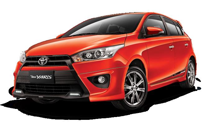 Toyota All New Yaris TRD